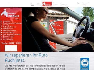 Autohaus W. Markert Nachf. Autohaus