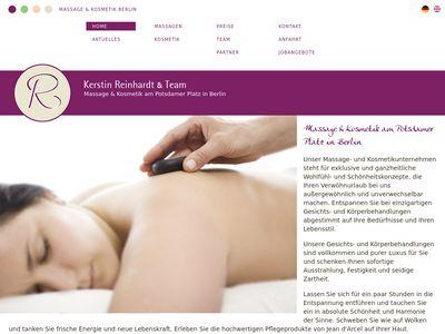 Massage & Kosmetik