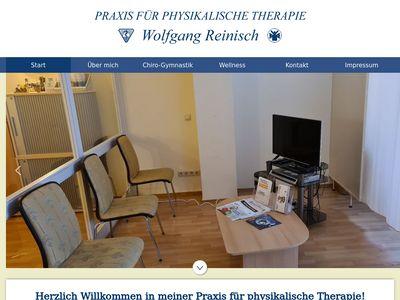 Wolfgang Reinisch Massage-Praxis