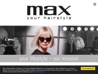 Max Your Hairstyle
