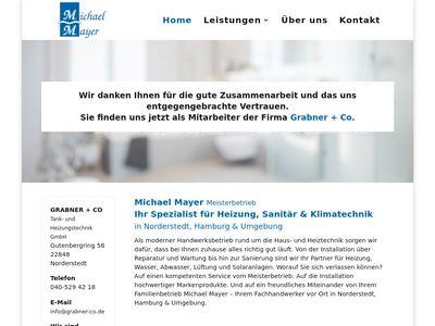 Mayer Michael Sanitär- und Heizungstechnik