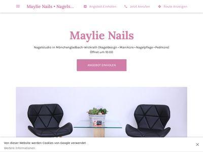 Maylie Nails • Nagelstudio