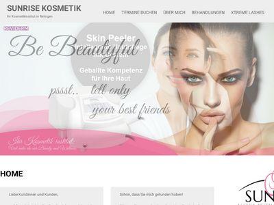 Sunrise Cosmetics Inh. Katja Harmuth