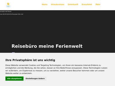 Reisebüro meine Ferienwelt Ingolstadt