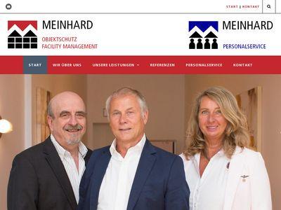 Meinhard Objektschutz