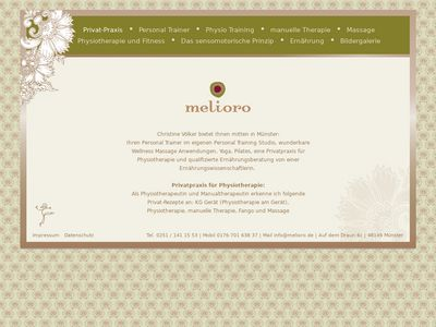 Melioro - personal trainer-wellness mass
