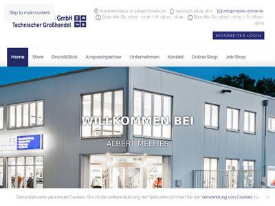 Technischer Grosshandel Albert Mellies GmbH