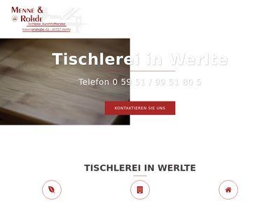 Menne & Rohde Tischlerei GmbH