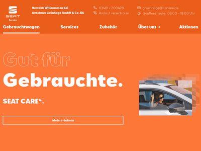 Autohaus Grünhage Verwaltungs GmbH