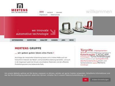 Mertens GmbH & Co.