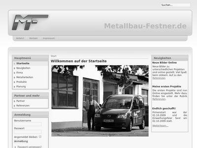 Metallbau Festner