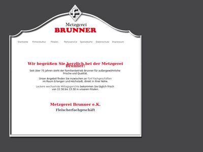Brunner Metzgerei OHG