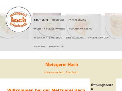 Metzgerei Hach GmbH Partyservice