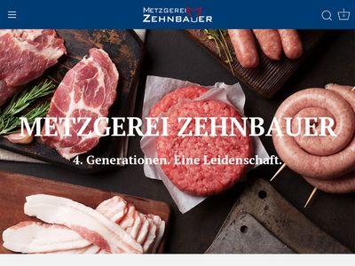 Metzgerei Zehnbauer