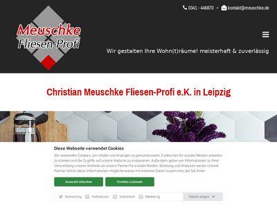Christian Meuschke Fliesen-Profi e.K.