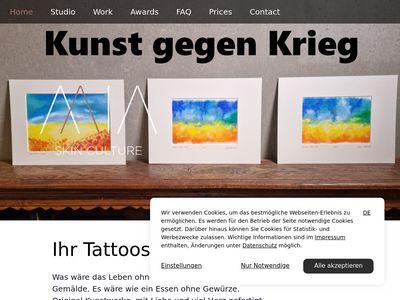 Mia Reloaded Tattoo