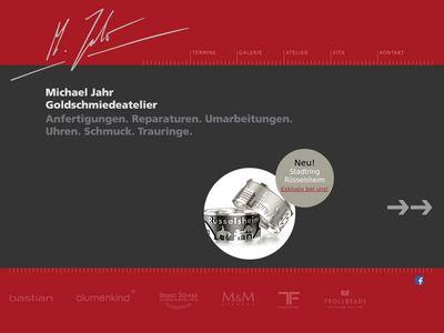 Michael Jahr - Goldschmiedeatelier