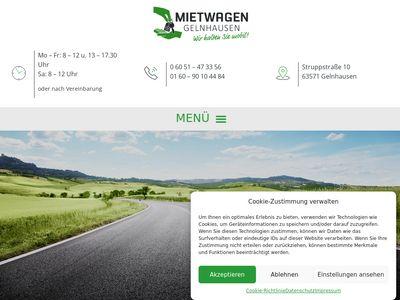 Mietwagen Gelnhausen