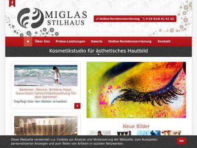 Kosmetikstudio Miglas Stilhaus