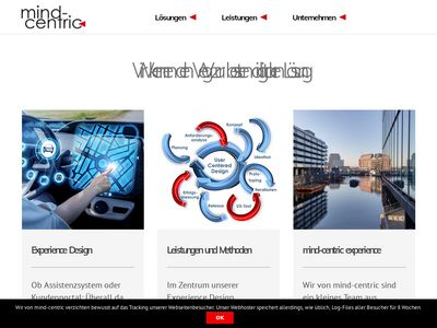 Mind-centric experience GmbH