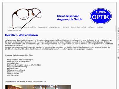 Augenoptik Ulrich Missbach