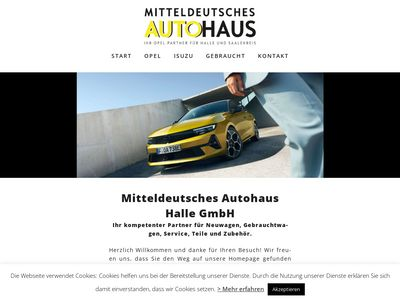 Mitteldeutsches Autohaus