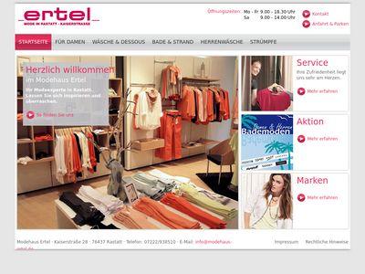 ERTEL Textilhandels GmbH