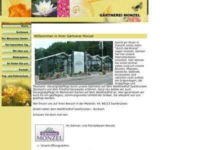 Gärtnerei Monzel