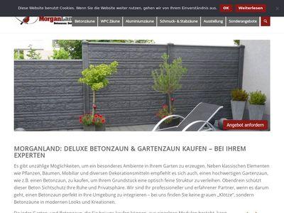 Steven Morgan Garten- und Landschaftsbau