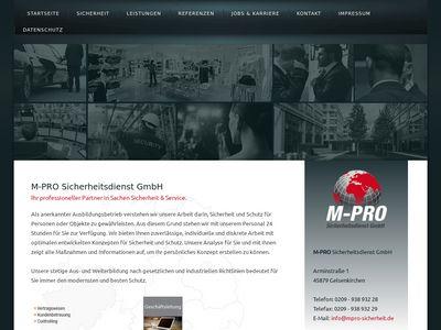 M-Pro Sicherheitsdienst GmbH