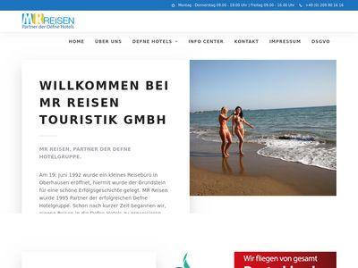 MR-Reisen Touristik GmbH