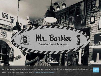Mr.Barbier