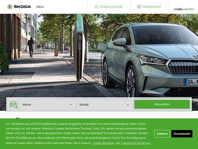 Skoda Müller-Macht's GmbH   Saarlouis