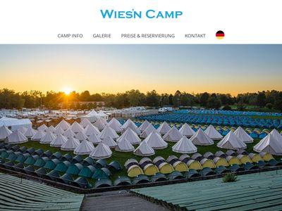 ESN Oktoberfest Campsite