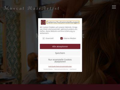 Muscat HairArtist - Ihr Friseur in Frankfurt
