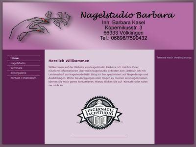 Nagelstudio Barbara