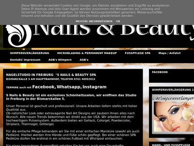 S Nails Freiburg