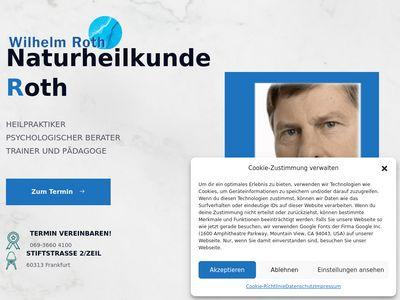 Wilhelm Roth Heilpraktiker