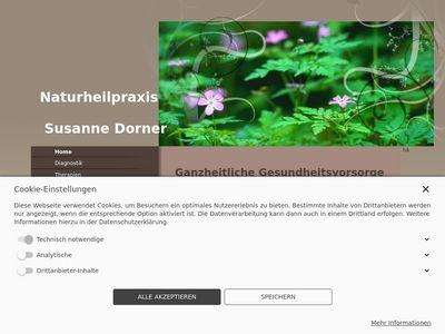 Susanne Dorner Heilpraktikerin