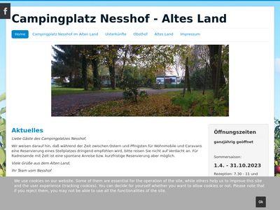 Campingplatz Nesshof