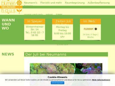 Blumenhaus Neumann