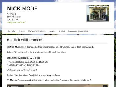 Nick Mode GmbH