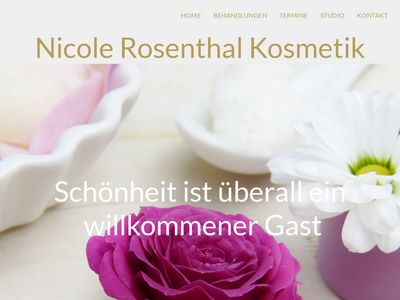 Nicole Rosenthal Kosmetik