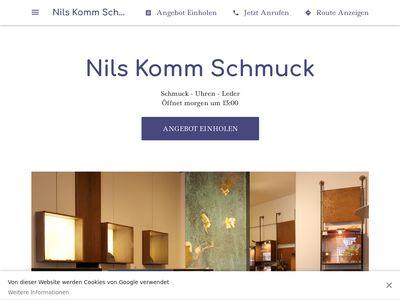 Nils Komm Schmuck