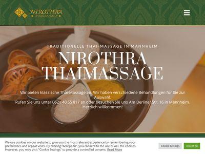 Nirothra Thaimassage