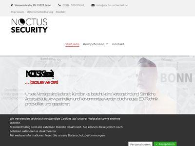 NOCTUS Security