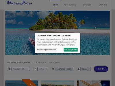 Meridiana Reisen GmbH Reisebüro