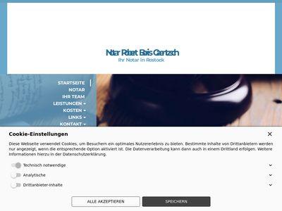 Notariat Gaentzsch
