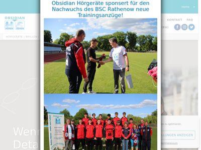 Hörgeräte Obsidian GmbH