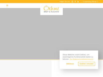 Oehme Brot & Kuchen